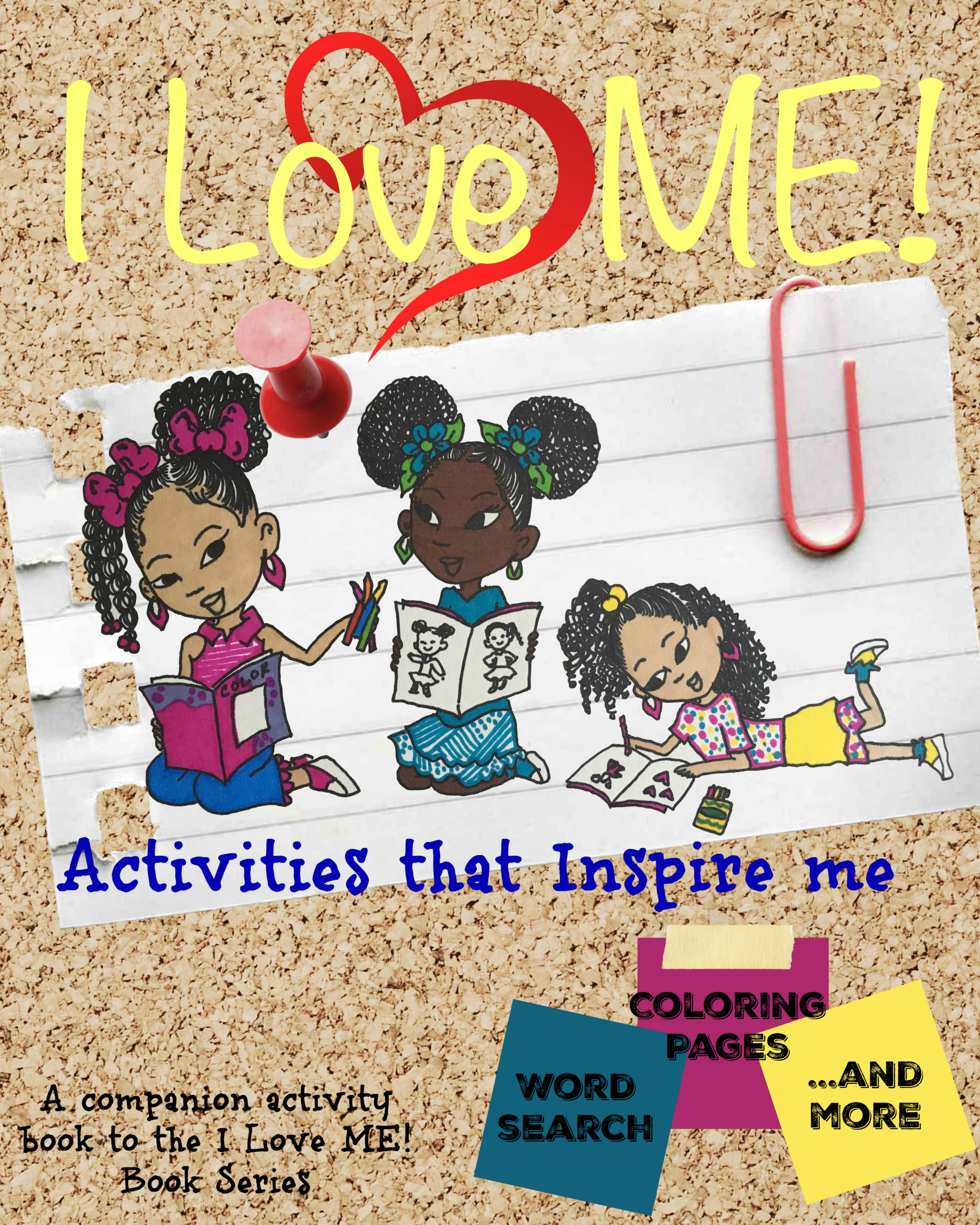 Newest Activity Book!